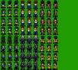 Sim RPG Maker Charaktere